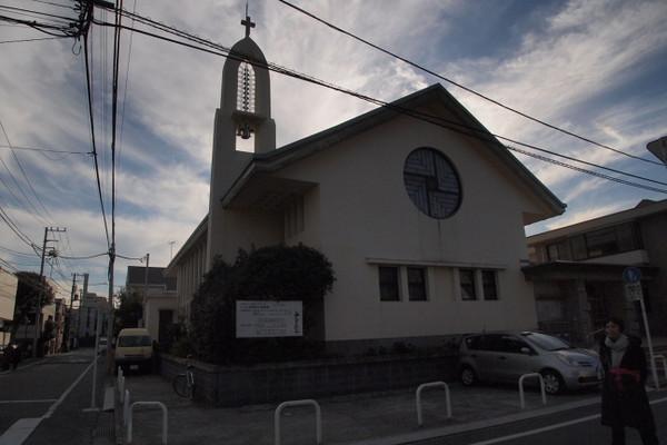 目白 が 丘 教会